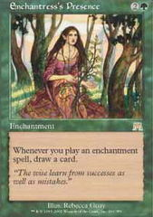 Enchantress's Presence