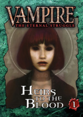 Vampire: The Eternal Struggle - Heirs to the Blood Reprint Bundle 1