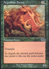 Argothian Swine