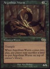 Argothian Wurm