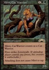 Mirri, Cat Warrior