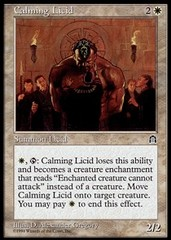 Calming Licid