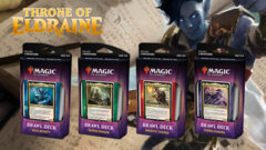 Throne of Eldraine - Brawl Decks (Set of 4)