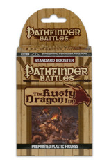 Pathfinder Battles: The Rusty Dragon Inn Booster Brick