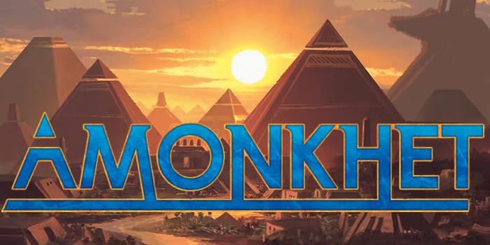 Amonkhet Promo Title