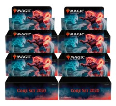 Core Set 2020 Booster Case (6 boxes)