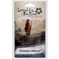 Legend of The 5 Rings Dynasty Pack: Elements Unbound