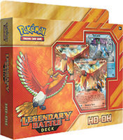 Legendary Pokemon Battle Deck: Ho-Oh