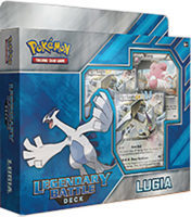 Legendary Pokemon Battle Deck: Lugia