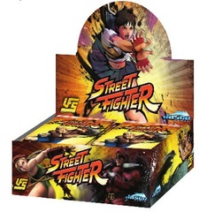Street Fighter 2017 Booster Box