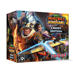 *Orcs Must Die! The Board Game - Order Edition