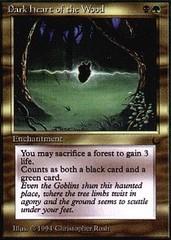 Dark Heart of the Wood