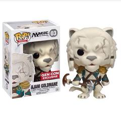 Funko Pop - Magic: The Gathering - Flocked Ajani Goldmane (Gen Con Exclusive)