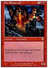 Fire Elemental
