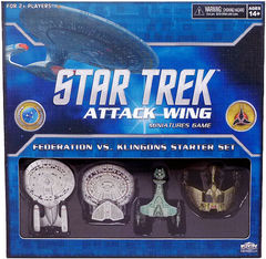 Federation VS Klingons Starter Set