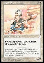 Alert Shu Infantry