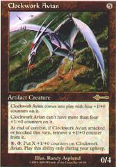 Clockwork Avian