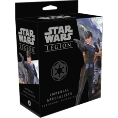 Star Wars Legion: Imperial Specialists Personnel