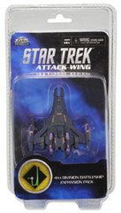 Star Trek Attack Wing: 4th Division Battleship