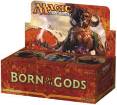 Born of the Gods Booster Box