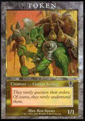 Goblin Soldier - Tokens