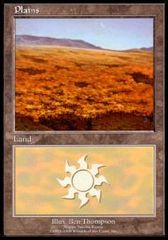 Plains - Euro Set 3