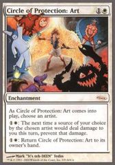 Circle of Protection: Art - Arena Unhinged