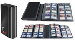 4-UP Playset Black PRO-Binder
