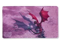 Dragon Shield Art Playmat - Fuchsin
