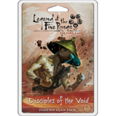 Legend of the Five Rings Phoenix Clan Pack: Disciples of the Void