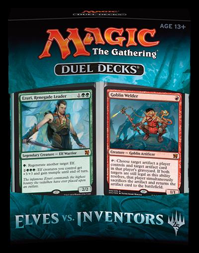 Duel Deck: Elves VS Inventors