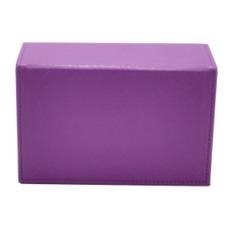 Dex Protection Dualist Deck Box: Purple