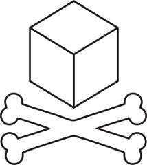 Cube Vault V2 - White