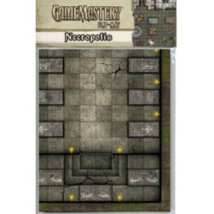 GameMastery Flip-Mat: Necropolis