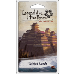 Legend of The 5 Rings Dynasty Pack: Tainted Lands