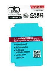 Ultimate Guard CARD DIVIDERS - Aquamarine