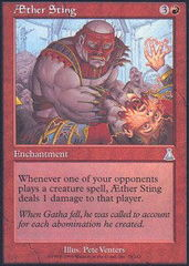 AEther Sting - Foil