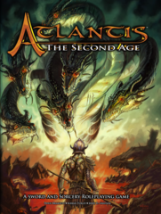 Atlantis: The Second Age Core Rulebook
