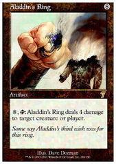 Aladdin's Ring - Foil