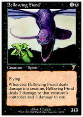 Bellowing Fiend - Foil