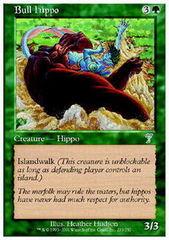 Bull Hippo - Foil
