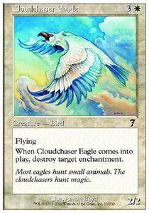 Cloudchaser Eagle - Foil