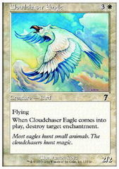 Cloudchaser Eagle - Foil