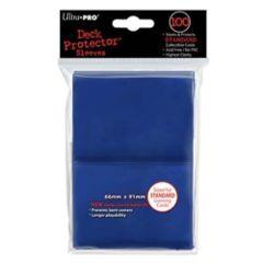100ct Blue Standard Deck Protectors