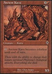 Ancient Kavu - Foil