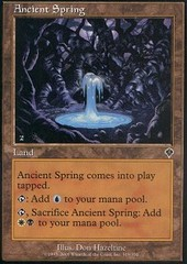 Ancient Spring - Foil