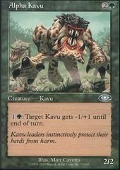 Alpha Kavu - Foil
