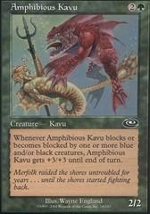 Amphibious Kavu - Foil