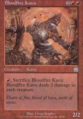 Bloodfire Kavu - Foil