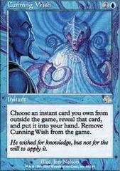 Cunning Wish - Foil